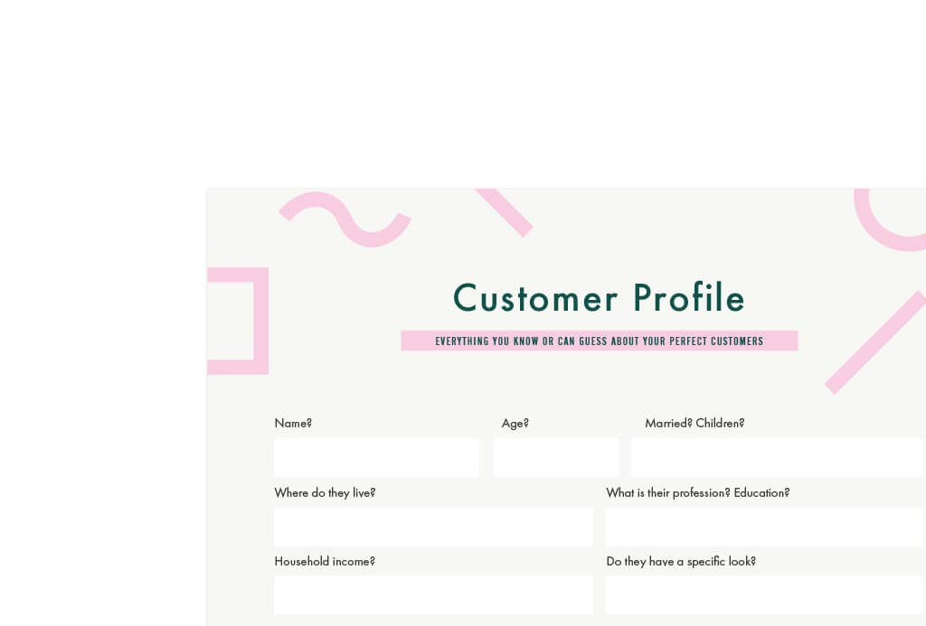 Customer Profile Image