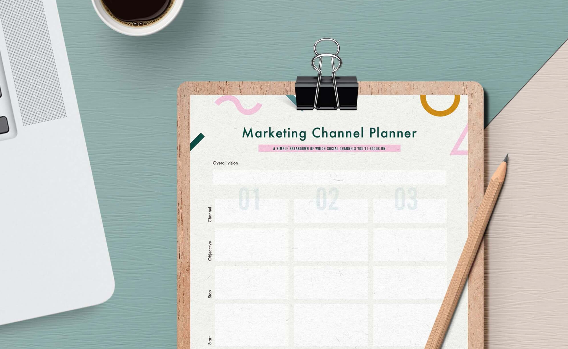 Marketing Channel Planner